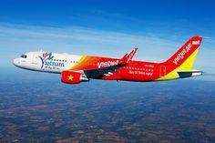 Hình ảnh vé máy bay giá rẻ Vietjet