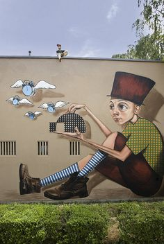 TIME CATCHER, by Lonac, Zagreb