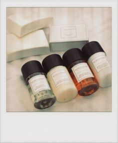Gilchrist & Soames London Bath & Body Collection hotel bath amenities