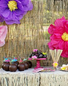 Top 7 Luau Party Ideas