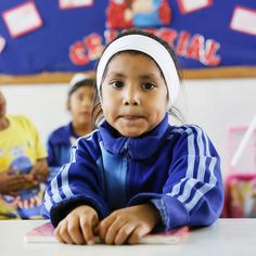 We are so excited and dedicated to share with you what we experienced in Peru – the kids with sparkling eyes and sweet smiles, the schools that are inspiring these children to live their dreams, and the lives of the more than 375,000 Peruvian children and families touched by your support.