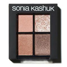Sonia Kashuk ® Eye Shadow Quads - Fair Square available at target Eye Makeup, Kiss Makeup, Makeup Brushes, Makeup Tips, Beauty Makeup, Hair Makeup, Makeup Ideas, All Things Beauty, My Beauty