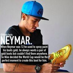 Nike did a nice thing!BUT i still don't like Nike. Neymar Jr, Neymar Football, Neymar Quotes, Soccer Dribbling Drills, Neymar Brazil, World Cup 2014, Sports Medicine, Inspire Others, Soccer Players