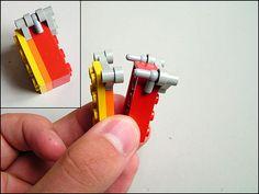 #LEGO #technique #snot by Bram