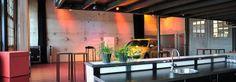 Foroom Willisau - Tagungslocation in Willisau Loft, Modern Interiors, Lofts, Attic Rooms, Attic, Mezzanine