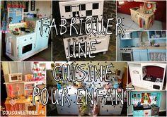 Fabriquer cuisine enfant