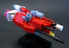 "https://flic.kr/p/o6Vfci | Sobani Frigate ""Phobos"" | Heavy combat frigate with 3 forward ion cannons."