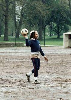 Super fit Bob Marley