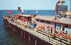 REDONDO BEACH 1950/60s by Ron Felsing, via Flickr