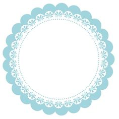 """Photo from album """"шаблоны рамочки"""" on Yandex. Printable Labels, Party Printables, Theme Mickey, Borders And Frames, Party Kit, Flower Frame, Silhouette Cameo, Gift Tags, Decoupage"""