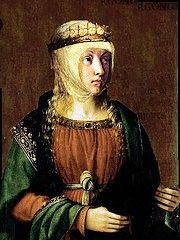 Blanche II of Navarre June 1424 – 2 December titular queen of Navarre, was the daughter of John II of Aragon and Blanche I of Navarre.