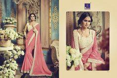 NEW DESIGNER SARI INDIAN SAREE ETHNIC BOLLYWOOD PAKISTANI WEDDING PARTY WEAR #Unbranded #SareeSari #Party