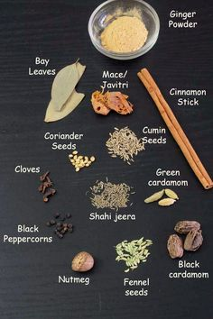 Garam Masala Recipe {Authentic, Homemade Indian Spice Mix Powder} - Kai - Garam Masala Recipe – a unique ground spice blend from India. It is flavorful… - Garam Masala Powder Recipe, Masala Recipe, Homemade Spices, Homemade Seasonings, Comida India, Spice Mixes, Indian Food Recipes, Cooking Recipes, Smoker Recipes