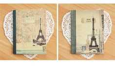 A6 Fashion Notebook Vintage Eiffel Tower little prince girl Notepad craft paper Book school supplies Wholesale Free shipping 313-in Notebooks from Office & School Supplies on Aliexpress.com | Alibaba Group