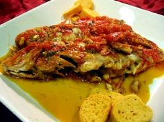 Se vi piacciono le triglie provate questa ricetta siciliana... http://www.cookaround.com/yabbse1/showthread.php?t=16706