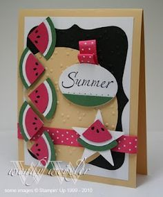 Cards - Summer Lovin' on Pinterest | Flip Flops, Ice Cream Cones ...
