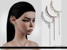 Leah Lillith's LeahLillith Aire Earrings