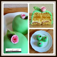 Prinsesstårta o Tarta de la princesa, repostería sueca Cupcakes, Pudding, Desserts, Food, Biscuits, Food Recipes, Princess, Pies, Tailgate Desserts