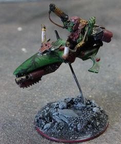 Orks will loot anything
