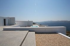 Purpose of the study is to design two summer homes with guest houses, overlooking the sea and neighboring island of Antiparos. The residences located on the highest point of the lot. The courtyards constitute the conjunctive element of residences. ...