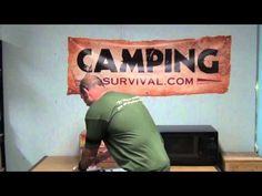 ▶ Yoders Canned Hot Dogs at CampingSurvival.com - YouTube