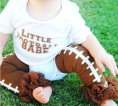 Football Babe Outfit