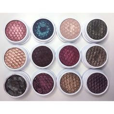 Colourpop eyeshadows IG @sjoabeauty
