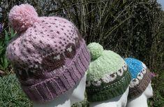 Bonnet moutons : tutoriel traduit en français