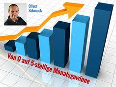 In 9 Monaten von 0 auf Monatsgewinne - gratis Webinar Return On Assets, Big Data, Internet Marketing, Bar Chart, Industrial, Online Marketing, Bar Graphs, Industrial Music, Statistics
