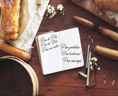 6 panes caseros con pocos ingredientes cotidianos en la despensa