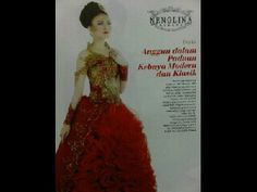 My sister's design (Nenglina Kebaya-Indonesia)... think about to be my wed dress :)