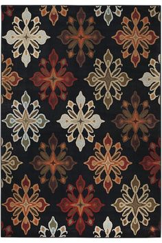 Kinzie Area Rug. #HDCrugs HomeDecorators.com
