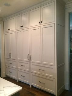 Marvelous corner bathroom cabinets for wall only on this page Wall Storage Cabinets, Kitchen Pantry Cabinets, Built In Cabinets, Kitchen Storage, Tall Cabinet Storage, Bathroom Cabinets, Cupboards, Tall Cabinet With Doors, Built In Bedroom Cabinets