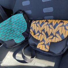 Sophie Vauzou sur Instagram: Deux petits sacs partis pour remercier les deux nounous de mon filleul #sacmenuet #nounou #sacôtin