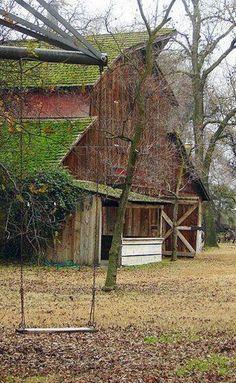 Nice Old Barn... ~rw
