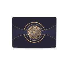 """Sport your unique style with this custom designed hard shell MacBook case. Super slim profile, protect your MacBook from drops and scratches.PLEASE CHECK THE MODEL NO. AT THE BACK OF YOUR MacBook """"A1XXX"""" BEFORE PURCHASING.Ships worldwide. Please allow 2 weeks for delivery. Macbook Case, Shells, Custom Design, Mandala, Delivery, Profile, Slim, Sport, Unique"""
