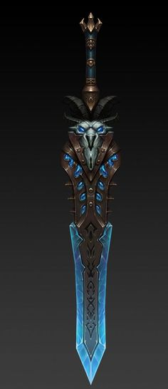 Nice fantasy blade