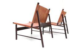 Jorge Zalszupin Pair of Lounge Chairs 5