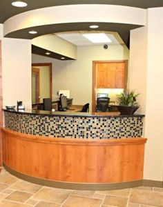 W. Scott White, DDS, PC, Glenpool Dental Practice Reception Area
