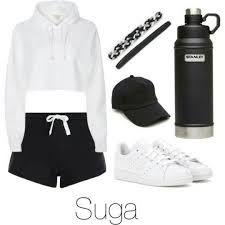 Resultado de imagen de black outfit bts girl