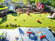 Out-of-This-World Backyard Makeover - Magical Backyard Makeovers on HGTV