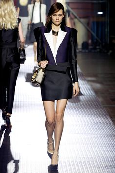 Lanvin Spring 2013 RTW - Review - Fashion Week - Runway, Fashion Shows and Collections - Vogue