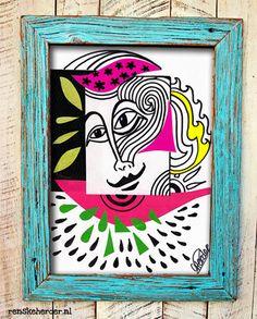 summer face  #surf #art #street #happy