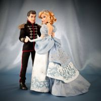 Cinderella and Prince Charming Doll Set - Disney Fairytale Designer Collection. Cinderella and Prince Charming Doll Set - Disney Fairytale Designer Collection by Disney. Cinderella Doll, Cinderella Prince, Cinderella And Prince Charming, Disney Barbie Dolls, Disney Princess Dolls, Barbie And Ken, Disney Princesses, Collection Disney, Barbie Collection