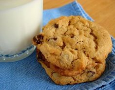 Peanut Butter Chocolate Chip Cookies Recipe - Genius Kitchen