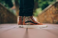 """Vans California 2014 Holiday """"Floral Mix"""" Pack"""