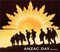 Anzac Day Logo Classroom Activity