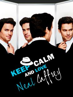 Neal caffery #whitecollar
