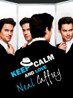 Neal caffery #whitecollar