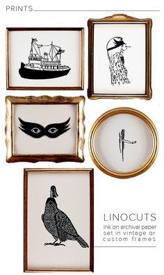 Art & Lair:     Prints